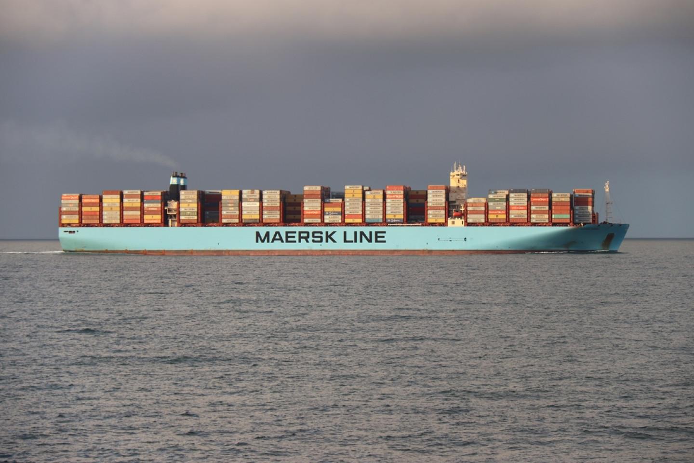 Containerschip ULCS Maersk Line